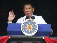 Tổng thống Duterte hủy Thỏa thuận quân sự Mỹ - Philippines