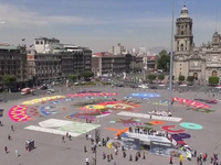 Tái chế rác thải thành tác phẩm nghệ thuật