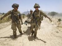 Hàng chục binh sỹ Mỹ và Afghanistan thương vong do nổ súng nhầm vào nhau