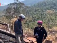 """""""Nóng"""" tình trạng phá rừng chống người thi hành công vụ ở Đắk Lắk"""