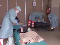 Hệ thống y tế tại Italy quá tải vì COVID-19