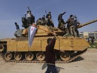 Nga và Thổ Nhĩ Kỳ thực thi thỏa thuận tuần tra chung ở Idlib, Syria