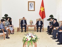 Vietnam advocates transparency in fighting COVID-19: PM