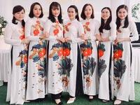 Phát động tuần lễ mặc áo dài trong cả nước