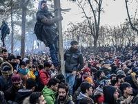 Syria căng thẳng, người tị nạn dồn ứ ở biên giới Hy Lạp - Thổ Nhĩ Kỳ
