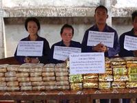 Triệt phá đường dây vận chuyển 60kg ma túy từ Lào về Việt Nam
