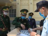 Nghệ An: Bắt giữ trên 64.000 khẩu trang y tế