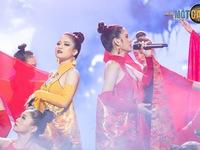 Trời sinh một cặp: MC Thu Hoài nhận điểm 10 từ giám khảo với mashup 'Bánh trôi nước - Túy âm'