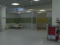 Iran xây dựng bệnh viện dã chiến