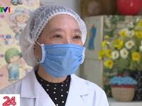 Nhiều y, bác sĩ về hưu xung phong tham gia chống dịch COVID-19