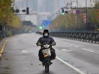 Tỉnh Hồ Bắc (Trung Quốc) quản lý người dân đi lại bằng mã QR