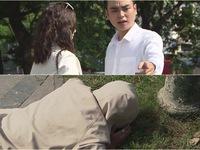Nhà trọ Balanha - Tập 3: Lâm 'độn thổ' khi thấy bạn gái có người yêu mới