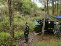 Chiến sĩ biên phòng trên mặt trận chống dịch COVID-19