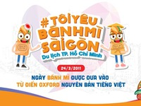 """I love Banh mi Saigon"" week underway in HCM City"