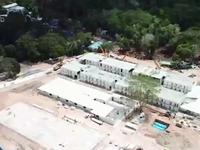 Indonesia khẩn trương xây thêm bệnh viện