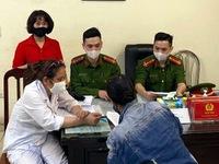 Trường hợp đầu tiên ở Hà Nội không đeo khẩu trang bị phạt 200.000 đồng