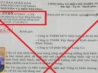 Thu hồi văn bản hướng dẫn hỏa táng bệnh nhân mắc COVID-19 tử vong