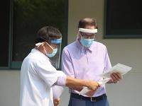 Hai bệnh nhân nước ngoài mắc COVID-19 tại Việt Nam đã khỏi bệnh