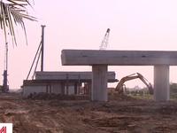 Nhiều dự án cao tốc phía Nam gặp khó