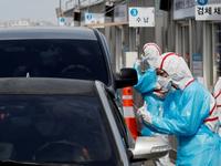 Hàn Quốc xác nhận thêm 516 ca nhiễm COVID-19 mới