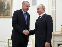 Nga, Thổ Nhĩ Kỳ nhất trí về lệnh ngừng bắn tại tỉnh Idlib, Syria