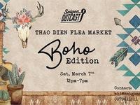 Boho flea market to open in HCM City