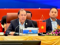 Quan chức cấp cao các trụ cột Cộng đồng ASEAN ủng hộ sáng kiến do Việt Nam đề xuất