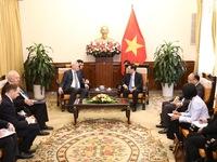 Đối thoại Chiến lược Việt Nam - Liên bang Nga