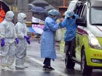 Số ca nhiễm COVID-19 ở Hàn Quốc vượt 7.000 người, 28/50 bang của Mỹ xuất hiện bệnh