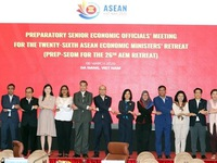 Vietnam proposes 13 priorities for 26th AEM Retreat
