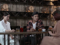 Tiệm ăn dì ghẻ - Tập 31: Kim ghen ra mặt khi thấy Tân hẹn hò với Trang?