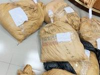 Quảng Bình: Bắt nhóm đối tượng vận chuyển trái phép hơn 250 kg thuốc nổ