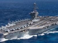 Mỹ: Tàu sân bay USS Theodore Roosevelt có 550 ca mắc COVID-19