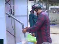 """Máy 'ATM gạo"""" đầu tiên ở Cà Mau"""