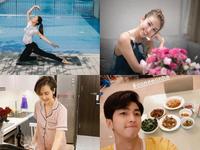 Nhật ký ở nhà mùa dịch của loạt diễn viên Việt nổi tiếng (P2)