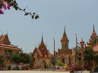 Đồng bào Khmer Nam Bộ đón Tết trong mùa dịch