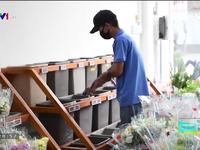Bí quyết giữa dịch COVID-19 của một ông chủ ngành hoa tươi