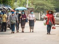 Số ca mắc COVID-19 mới tại Lào tiếp tục tăng 2 con số, Vientiane vẫn là tâm dịch