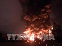 Cháy trại tị nạn tại Nigeria, ít nhất 14 người đã thiệt mạng