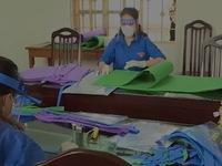 Những nhà xưởng đặc biệt sản xuất khẩu trang phòng dịch COVID-19