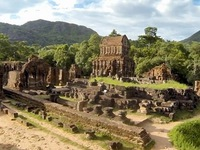 My Son Sanctuary, tourist sites in Quang Binh and Quang Tri temporarily closed to visitors
