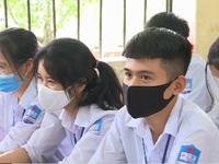 Thái Bình: Học sinh từ khối 9 đến khối 12 đi học trở lại