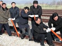 Hàn Quốc thúc đẩy dự án nối lại đường sắt liên Triều