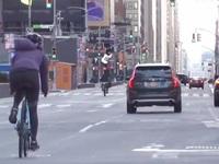 Thành phố New York (Mỹ) vắng lặng vì đại dịch COVID-19