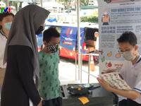 Singapore tăng cường các biện pháp giãn cách xã hội để ngăn chặn COVID-19