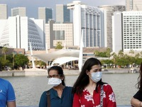 Số ca nhiễm SARS-CoV-2 ở Singapore vượt 11.000