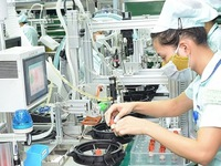 Industrial production index rises 5.28% in first quarter
