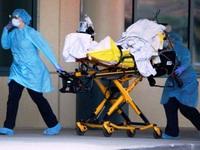 Dịch COVID-19: Mỹ và Italy có số ca mắc và tử vong cao nhất thế giới