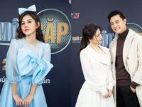 Tiến Lộc, MC Thu Hoài 'cân sức, cân tài' giành điểm cao nhất tập 9 Trời sinh một cặp