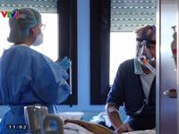Số ca nhiễm COVID-19 mới ở Italy giảm mạnh